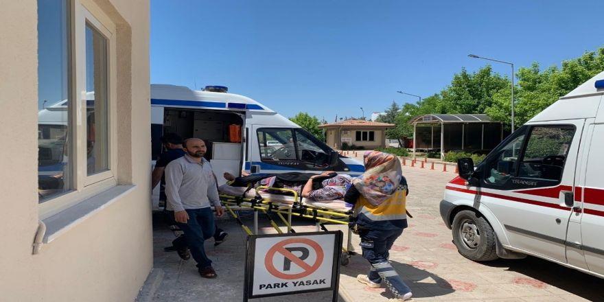 Adıyaman'da Kaza: 4 Yaralı
