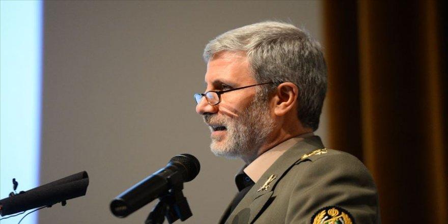 İran Savunma Bakanı Hatemi: ABD ve siyonist cephe yenilginin acısını tadacak