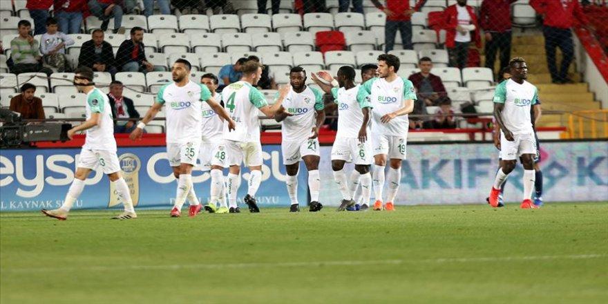 Bursaspor kritik maçı 40 bin kişinin önünde oynayacak