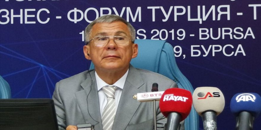 Helal ürünlerin üretilmesinde Türkiye ile çalışacağız'