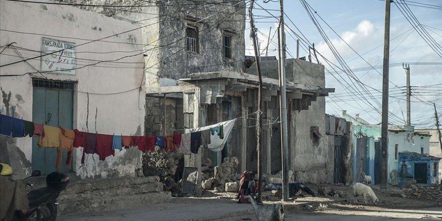 Somali'de iç savaşın izleri
