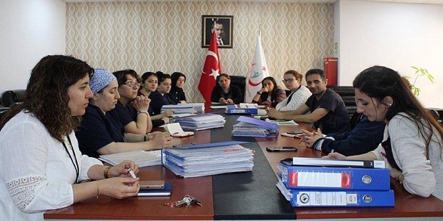 Farabi'de kalite değerlendirme toplantıları sürüyor