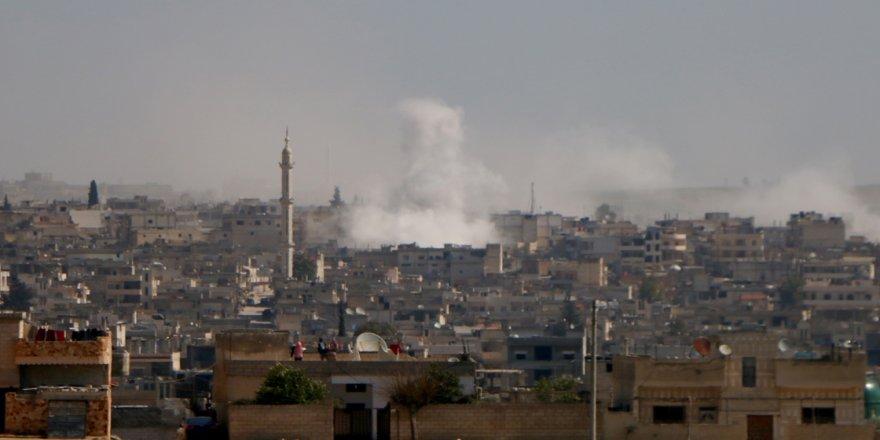 Rejim güçleri İdlib'de halkın gıda kaynaklarını hedef alıyor