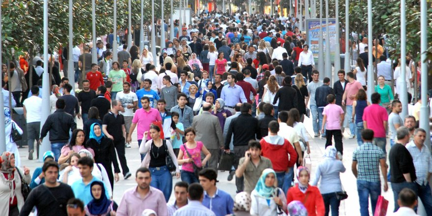 Kocaeli'nin genç nüfus oranı