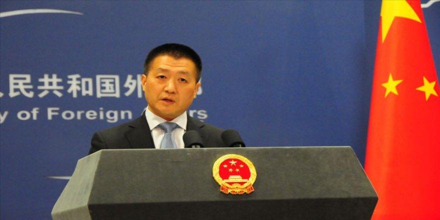 Çin'den ABD'ye 'Güney Çin Denizi'nde provokasyona son ver' çağrısı