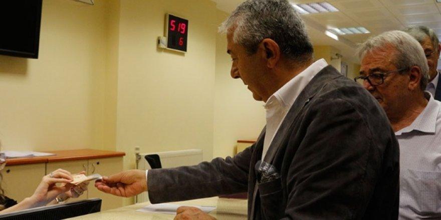 CHP'den İmamoğlu'na bağış