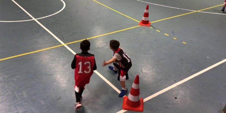 Basketbol Kurslarıyla Çocukların Hayatı Değişsin Parlak Bir Geleceğe Merhaba Desin