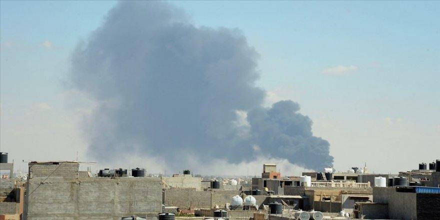 UMH'dan Hafter güçlerine hava saldırısı