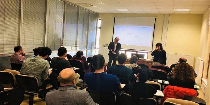 GTÜ'de Patent Bilgilendirme semineri yapıldı