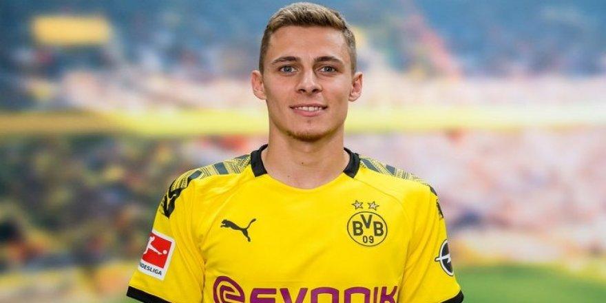 Borussia Dortmund, Thorgan Hazard'ı kadrosuna kattı
