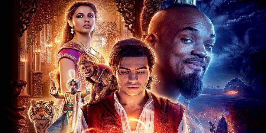 Aladdin' 24 Mayıs'ta vizyona girecek