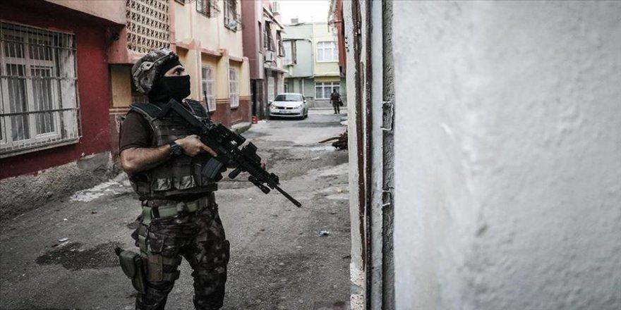 PKK/KCK operasyonu: 8 gözaltı