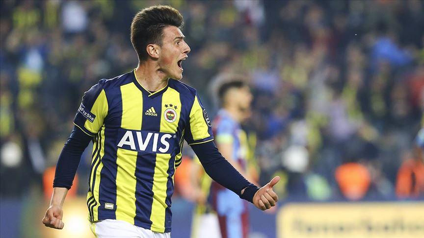 Eljif Elmas'tan transfer açıklaması