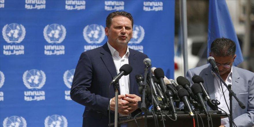 UNRWA'nın mali açığı 200 milyon dolara ulaştı