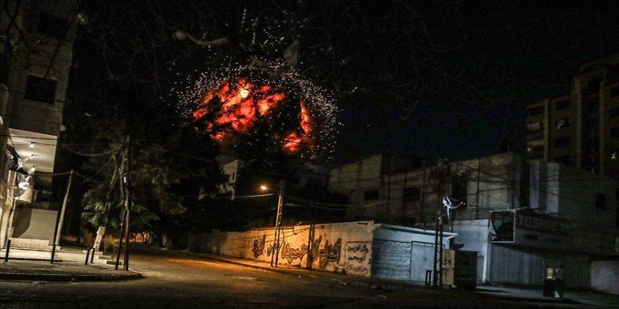 AA Gazze'deki ofisini vuran İsrail ordusundan açıklama talep etti