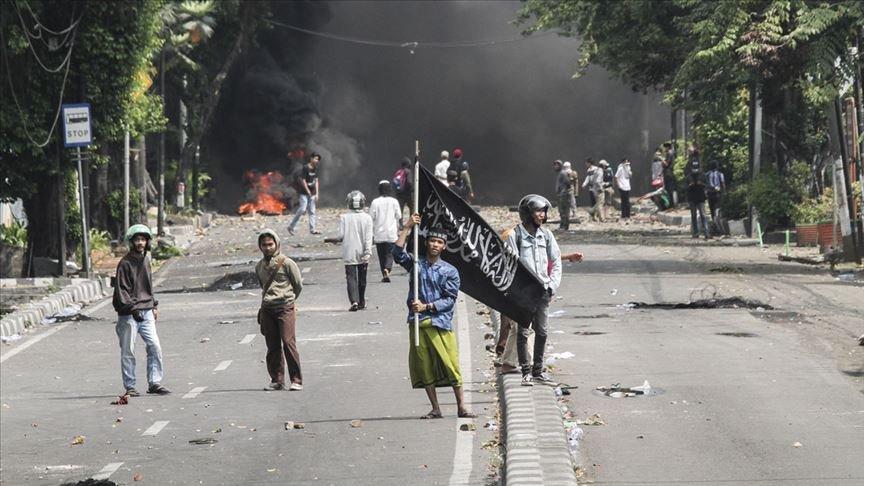 Endonezya'da seçim sonucu protestolarında ölü sayısı 8'e yükseldi