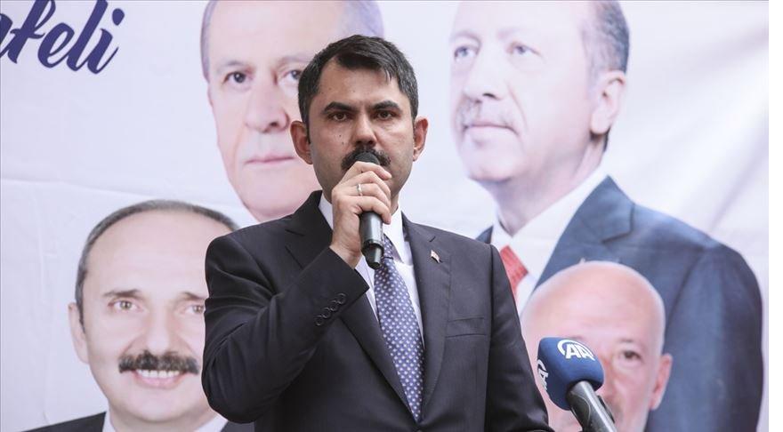Yusufeli'nde hiçbir vatandaşı mağdur etmeyeceğiz'