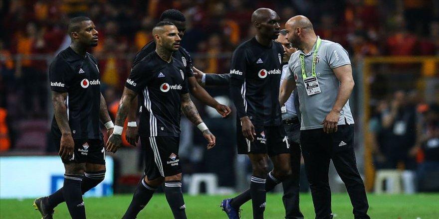 Beşiktaş Süper Lig'de umduğunu bulamadı
