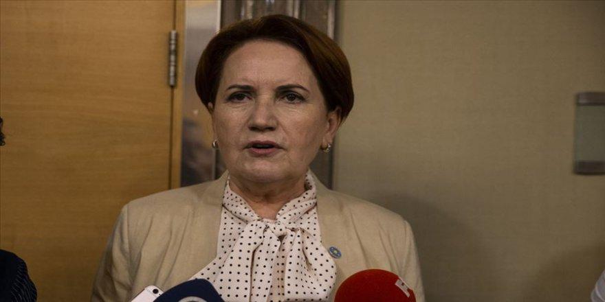 İYİ Parti Genel Başkanı Akşener: Bu gemi Bandırma Vapuru olsun istiyoruz