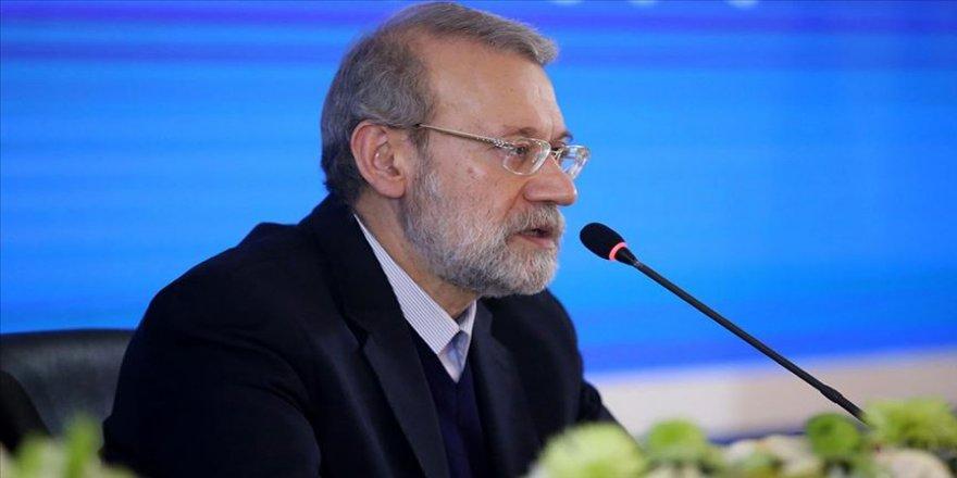 İran Meclis Başkanı Laricani: İran devlet televizyonu mezhep ihtilaflarından sakınmalı