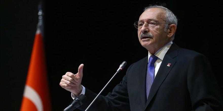 CHP Genel Başkanı Kılıçdaroğlu'ndan Önkibar'a 'geçmiş olsun' telefonu
