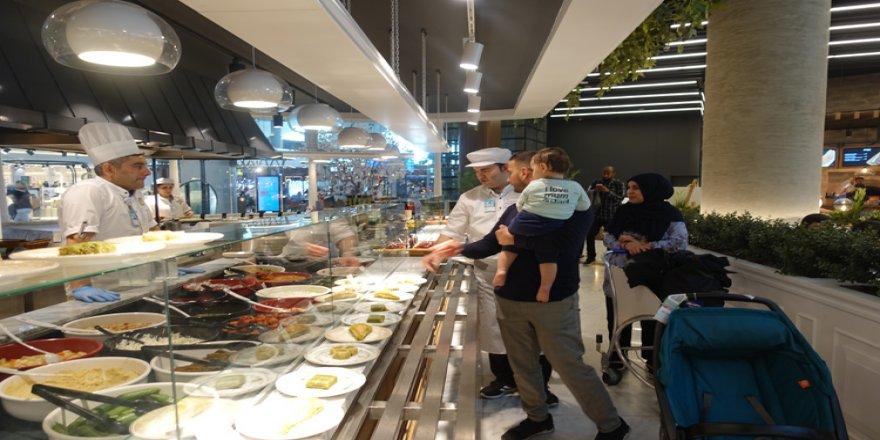 'Anadolu lezzetleri' İstanbul Havalimanı'nda