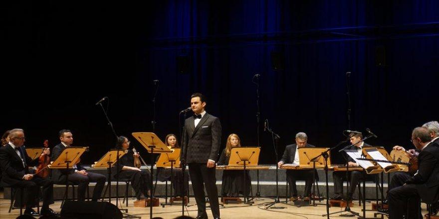 Cumhurbaşkanlığı Klasik Türk Müziği Korosu sezon sonu konseri