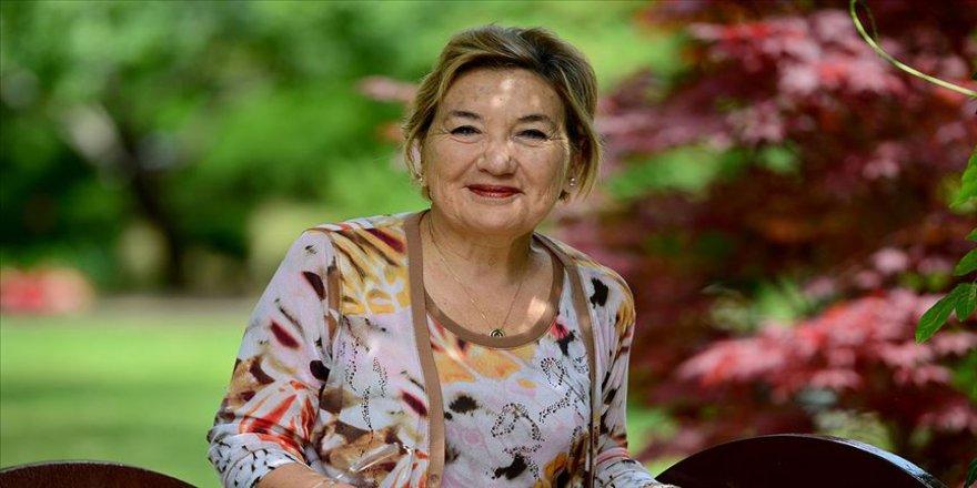 Avrupa'dan Prof. Dr. Feride Acar'a liyakat madalyası