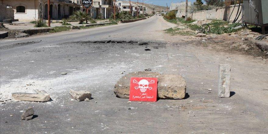 Esed rejimi Suriye'de yeniden kimyasal silaha başvurdu