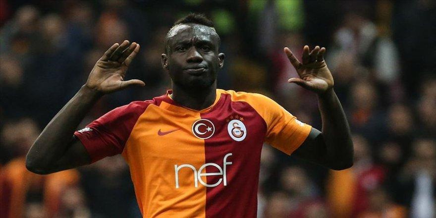 Mbaye Diagne, Galatasaray'ı sildi