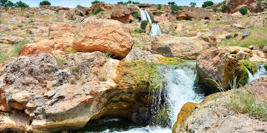 GAP Şelalesi Tabiat Parkı turizme kazandırılıyor