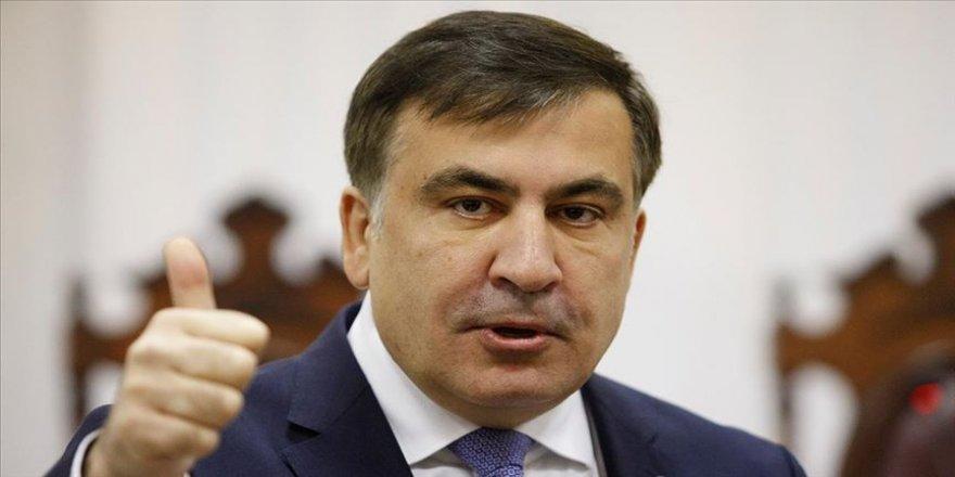 Saakaşvili tekrar Ukrayna vatandaşı oldu