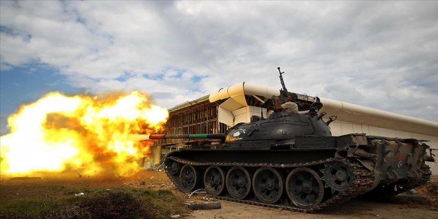 Hafter güçleri Trablus operasyonunda sonuç alamadı