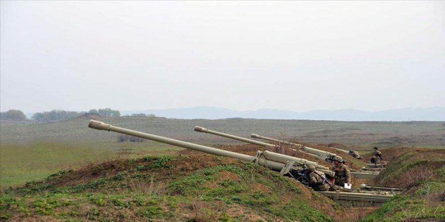 Ermeni keskin nişancıların açtığı ateş sonucu 1 Azerbaycan askeri şehit oldu