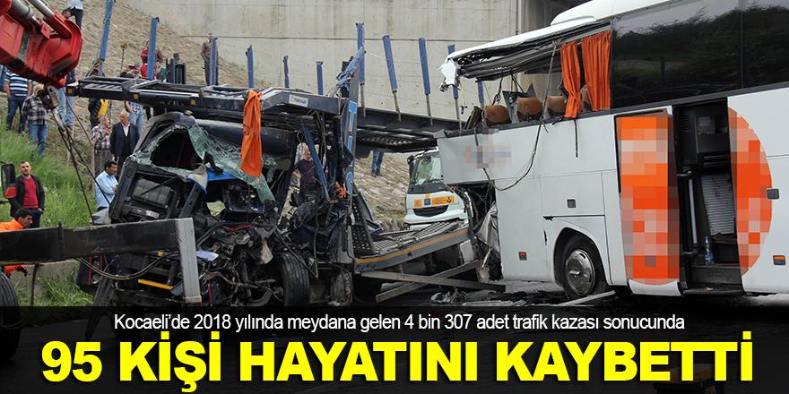 95 kişi hayatını kaybetti