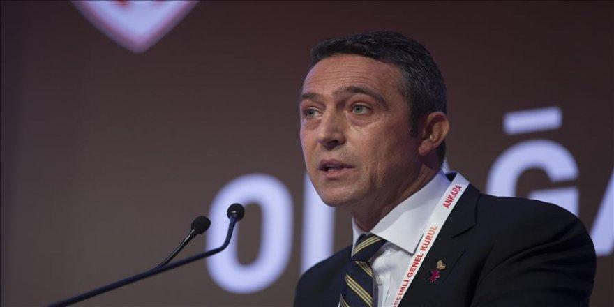 Fenerbahçe Kulübü Başkanı Ali Koç: Avrupa ile aramız ciddi biçimde açılıyor