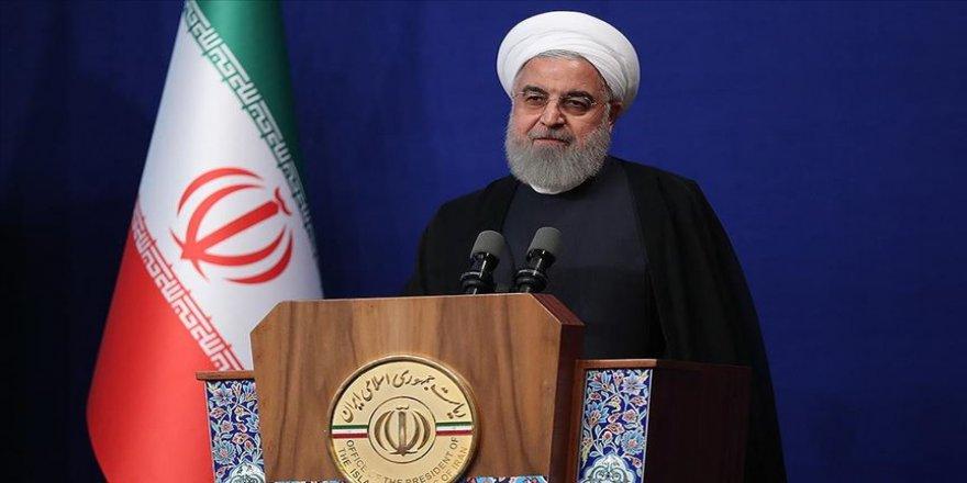 Ruhani: Tercihimiz sağlam bir duruş ve direniştir