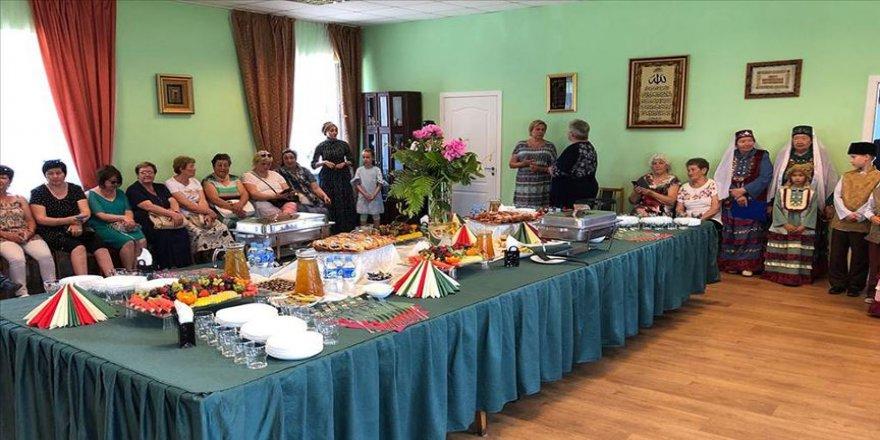 Litvanya'daki Türk ve Tatar toplumu bayramlaşma etkinliğinde buluştu