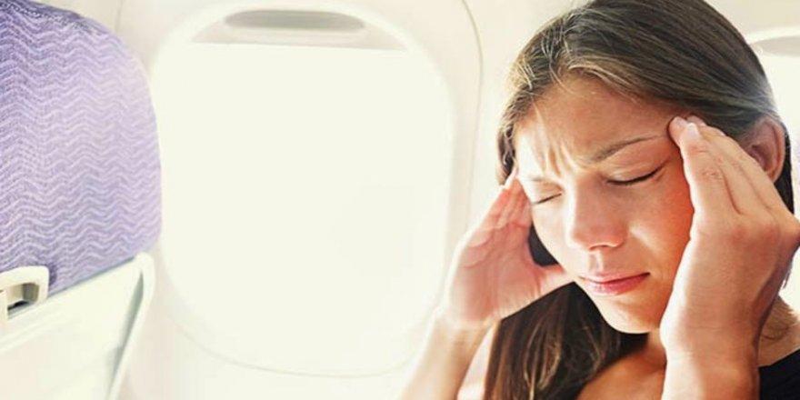 Uçakta basınç dengesi için, ne yapılmalı ?