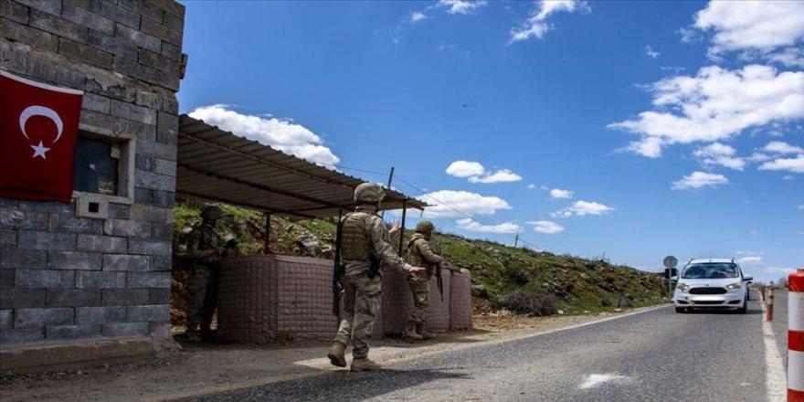 Diyarbakır'da bir PKK'lı terörist yakalandı