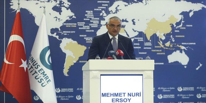 Bakan Ersoy: Gönül coğrafyamızdaki vatandaşların beklentilerini boşa çıkarmayacağız