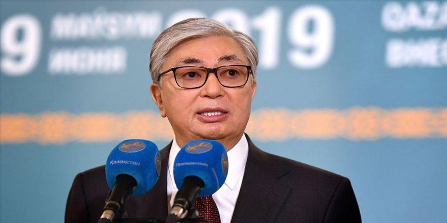 Kazakistan'daki seçimin kesin sonuçları açıklandı