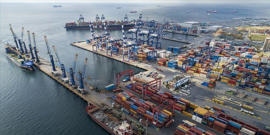 Kocaeli'de ihracat arttı, ithalat azaldı