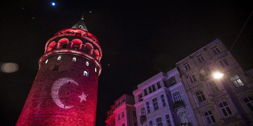 İstanbul milli takım için kırmızı beyaza bürünecek