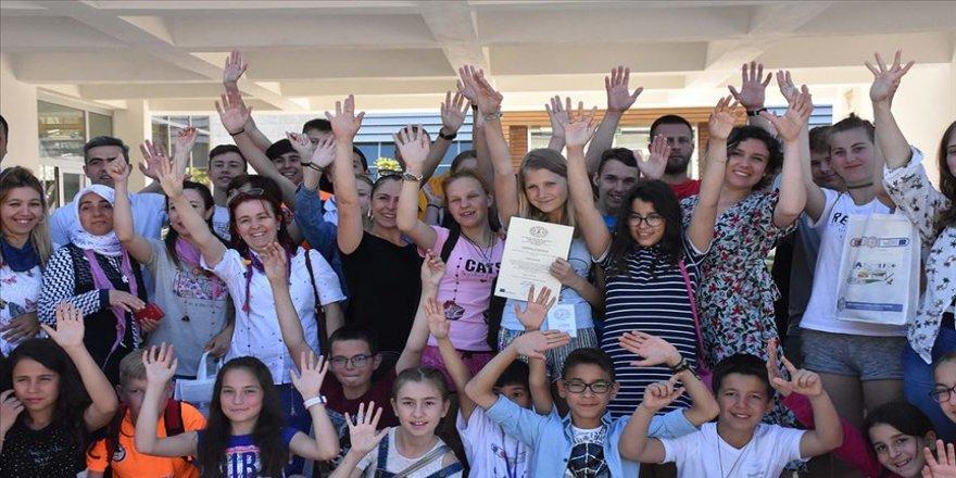 Yabancı öğrenciler Türk kültürüne hayran kaldı