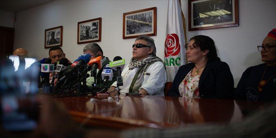 FARC'ın sembol ismi sonunda Kolombiya Kongresi'nde