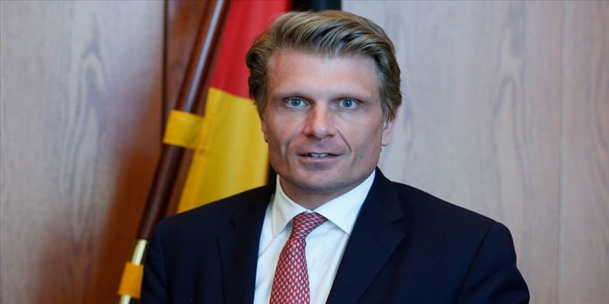 'Türkiye ve Almanya'nın iş birliği potansiyeli muazzam'