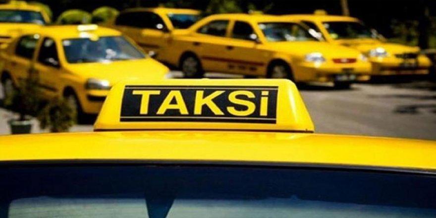 Taksi plakalarına 400 bin TL'lik doping