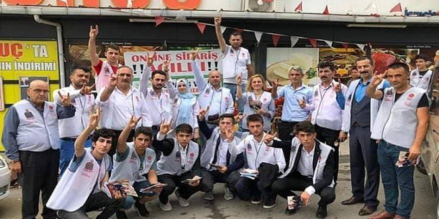 MHP Çayırova, İstanbul için sahada