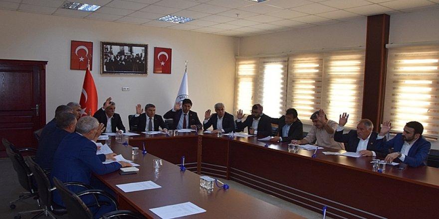 Hamza Şayir'den meclis üyelerine çağrı